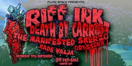 Riff Ink. tickets