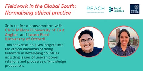Fieldwork in the Global South: Normalising ethical practice tickets