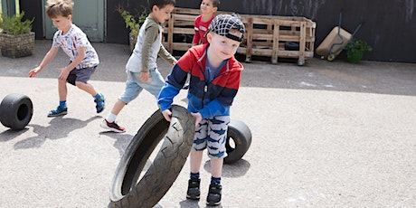 Loose Parts Play – Building the Future (for EYFS Practitioners)(Z403) tickets