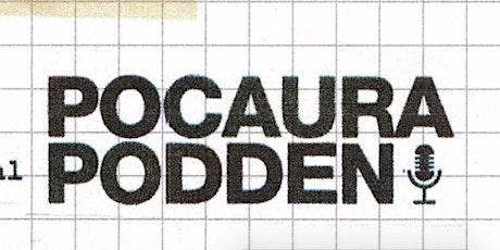 KONCEPTION: Livepodd med PoC Aurapodden tickets