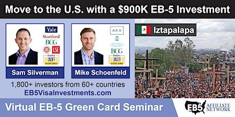 U.S. Green Card Virtual Seminar – Iztapalapa, Mexico tickets