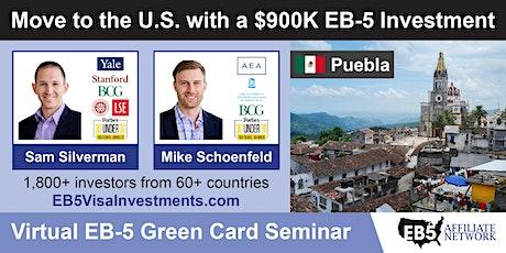 U.S. Green Card Virtual Seminar – Puebla, Mexico tickets