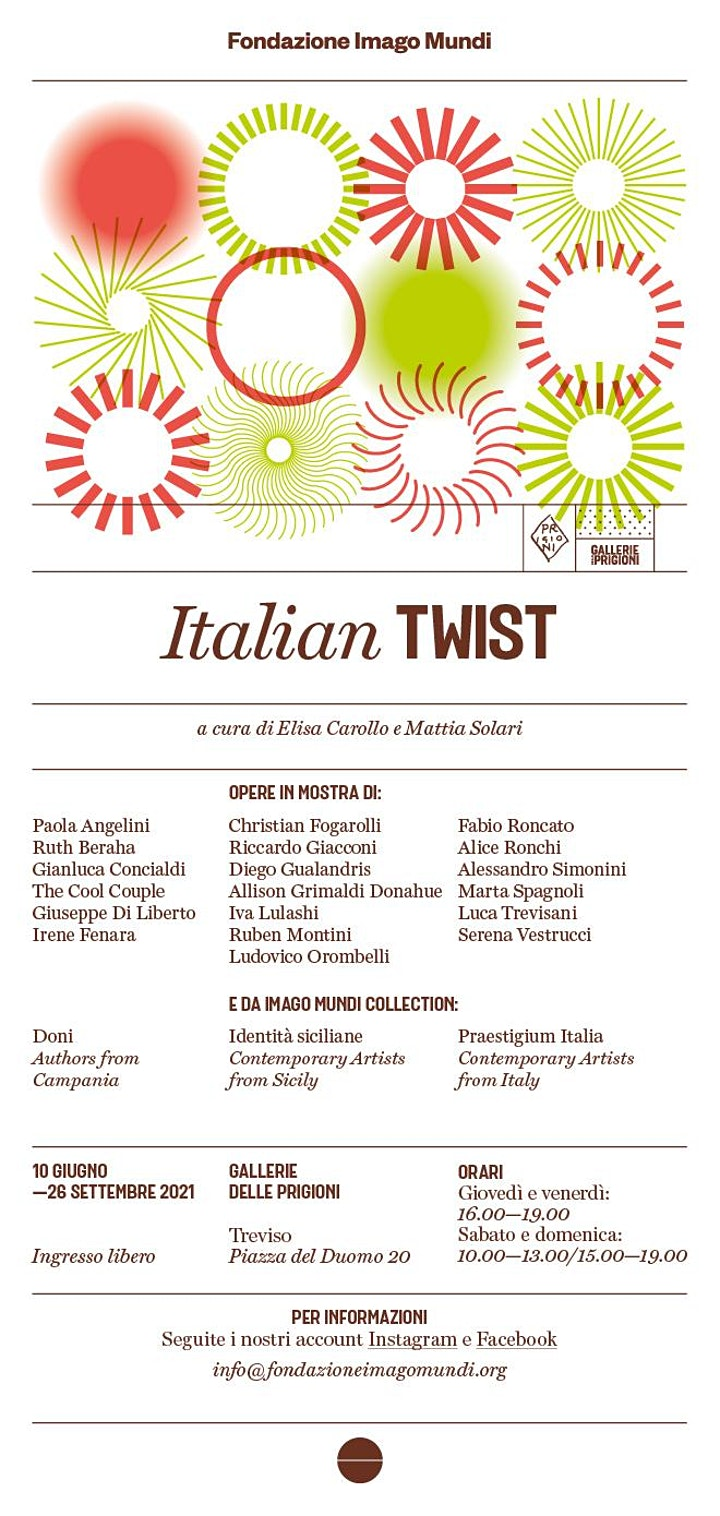 Immagine ITALIAN TWIST