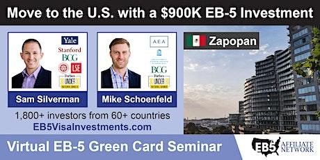 U.S. Green Card Virtual Seminar – Zapopan, Mexico tickets