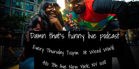 Stand Up Comedy & Live Podcast tickets