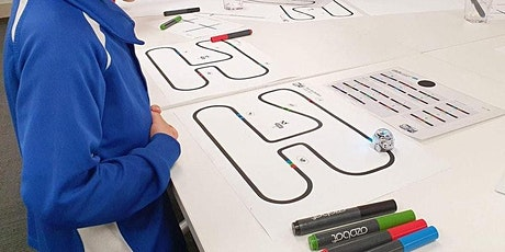 Coding fun with Ozobot Evo - July School Holidays Event tickets