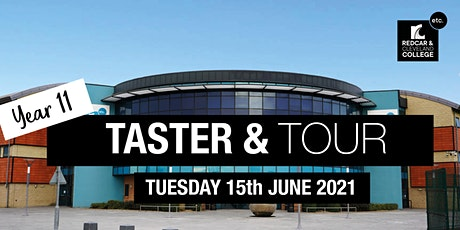 Redcar and Cleveland College Taster and Tour tickets
