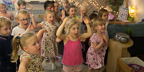 Music and Movement with Early Years Children (Z406) tickets