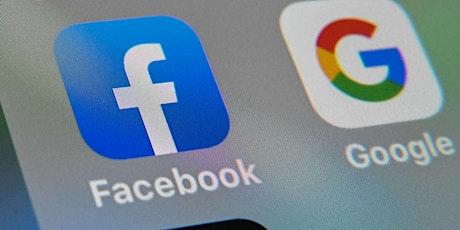 Atelier Google My Business et Facebook billets