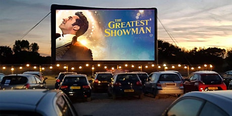 Drive-In Cinema: The Greatest Showman tickets