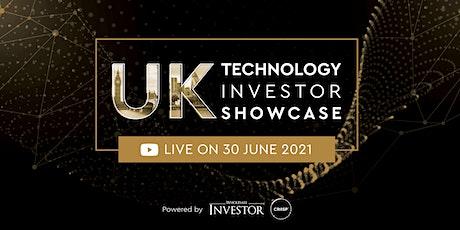 UK Investor Showcase tickets