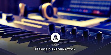 Séance d'information - Urban & Electronic Music Production billets