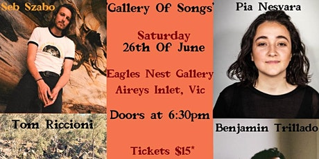 Gallery Of Songs tickets