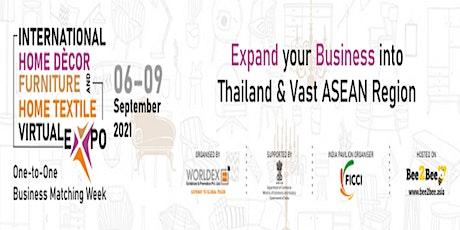 International Home Decor, Furniture & Home Textile Virtual Expo tickets