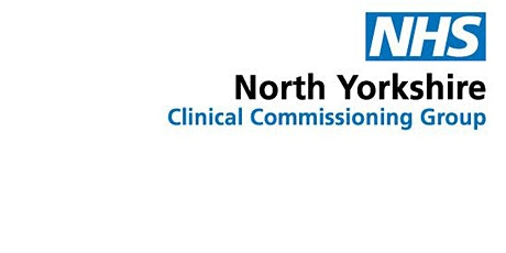 NHS North Yorkshire Clinical Commissioning Group Annual General Meeting tickets