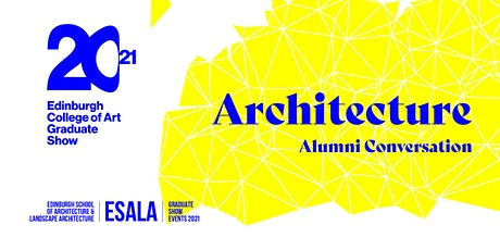 Architecture Alumni Conversation tickets