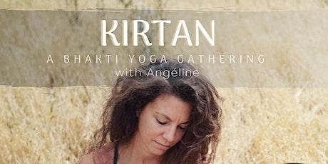 KIRTAN with Angéline tickets