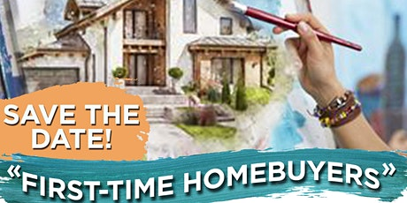 Paint & Purchase: First-time Homebuyers tickets