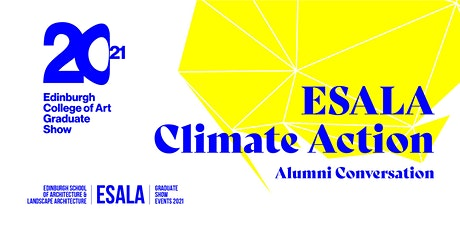 ESALA Climate Action (Group Showcase) tickets