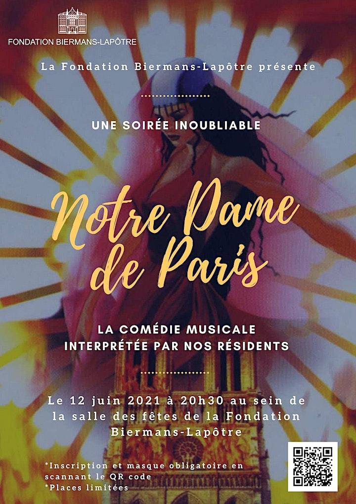 Image pour Notre dame de Paris à la FBL - Comédie Musicale
