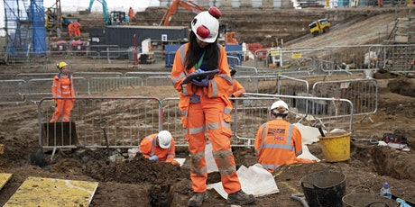 Festival of Archaeology:  HS2's Innovation in Archaeology tickets