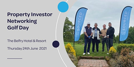 Property Investor Networking Golf Day tickets