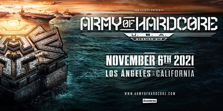 Army of Hardcore - Mission 013 tickets