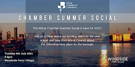 Chamber Summer Social tickets