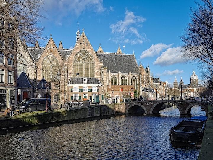 Tour around historical Amsterdam image