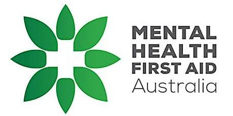Standard Mental Health First Aid tickets