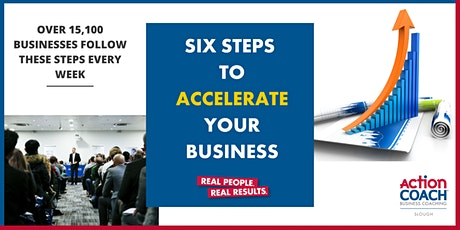 Power Hour - Six Steps To Accelerate Your Business tickets