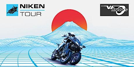 NIKEN Tour VF Motoren tickets