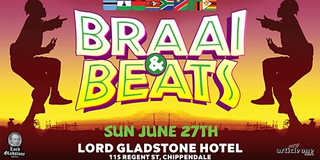 Braai & Beats - Winter Warmer! tickets