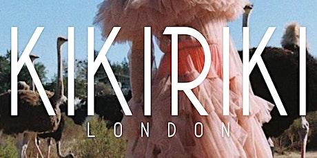 KIKIRIKI LONDON ONLINE DRAWING tickets
