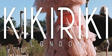 KIKIRIKI LONDON ONLINE DRAWING - BONUS SESSION tickets