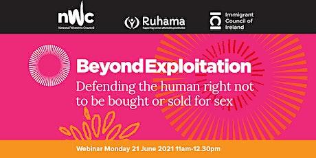 Beyond Exploitation webinar tickets