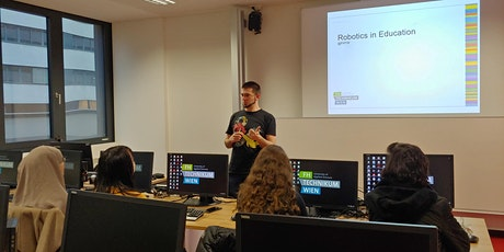 FH Technikum Wien: Artificial Intelligence in Anwendung - Workshop Tickets