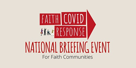 National Briefing for Faith Communities tickets