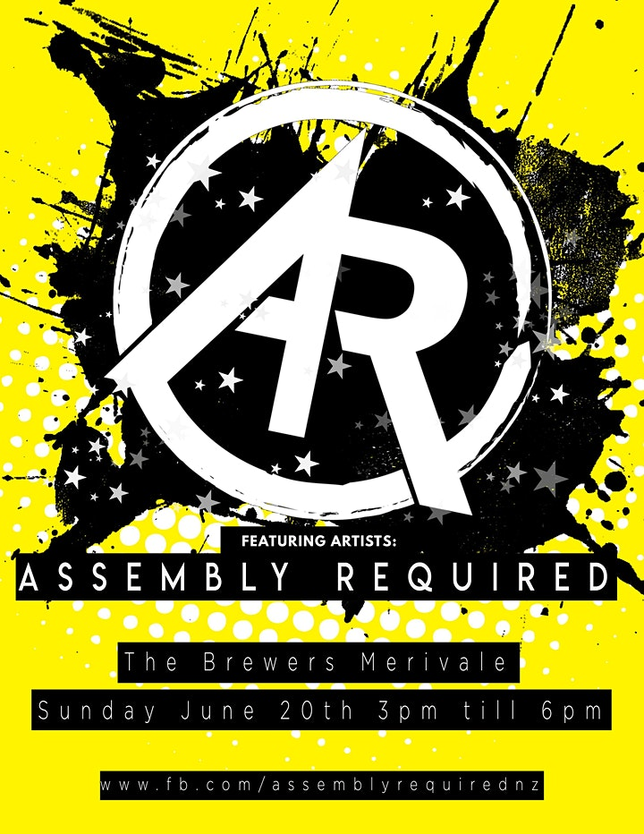 Assembly Required live at The Brewers image