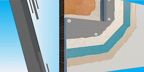 WEBINAR ARCHITETTI  | Sistemi di isolamento termico a cappotto biglietti