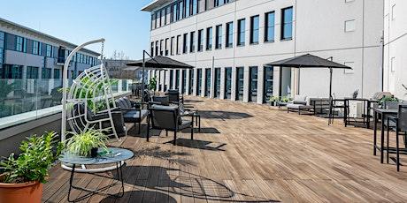 Rooftop Networking in  SleevesUp! Weiterstadt Tickets