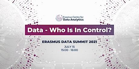 Erasmus Data Summit 2021 tickets