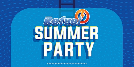 Refuel Summer Parties - Wednesdays 7th and 21st July - 10am to 12pm tickets
