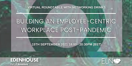 Building an Employee-Centric Workplace Post-Pandemic tickets