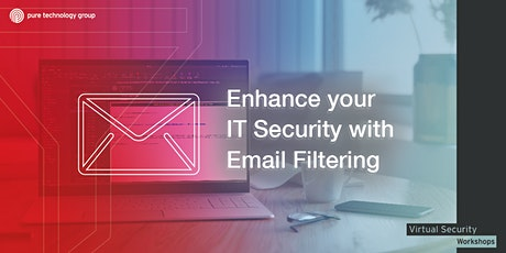 Enhance your IT Security with Email Filtering tickets