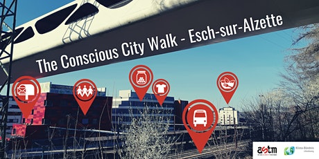 The Conscious City Walk - Esch-sur-Alzette (English) tickets