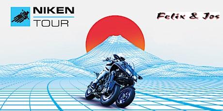 NIKEN Tour Motorhuis Felix & Jos tickets