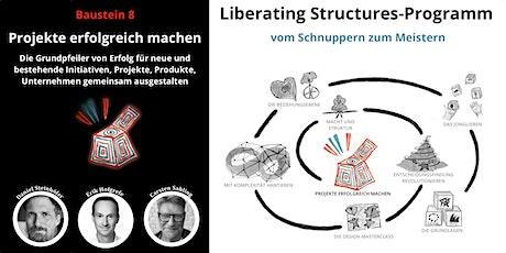 Liberating Structures-Programm: Projekte erfolgreich machen tickets