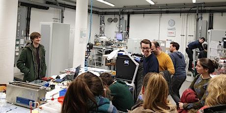 TU  Wien: Werkstoffe - Workshop Tickets