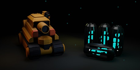 3D Modelling For Gamers - Intermediate tickets